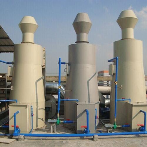 有機廢氣水噴淋塔
